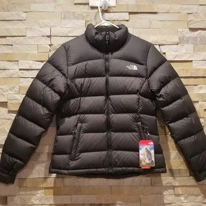 North Face Womens Nupse Down Jacket Small Puffer